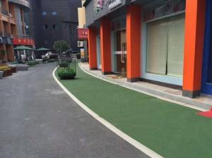 杭州国际花园桐庐道路工程